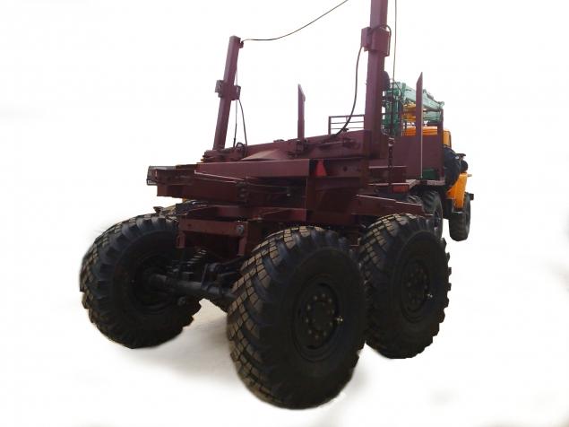 Прицеп-роспуск лесовозный 88851А (транспортное дышло)  в наличии и на заказ