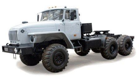 Урал 44202-41 (КМУ ИМ-150 г/п 6 т., вылет стрелы 8,4 м) в наличии и на заказ