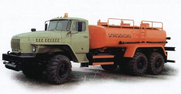АЦН-10 (автоцистерна нефтепромысловая 10 м/куб) в наличии и на заказ