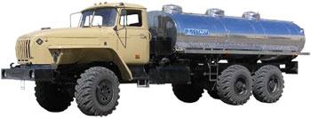 АЦПТ-9,5 (автоцистерна для перевозки пищевой воды, 9,5 м/куб) в наличии и на заказ