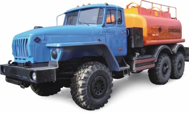 АТЗ-7,5 (топливозаправщик 7,5 м/куб) в наличии и на заказ