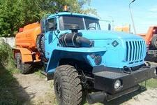 АТЗ-10 на шасси Урал 4320 (Топливозаправщик 10 м/куб) в наличии и на заказ