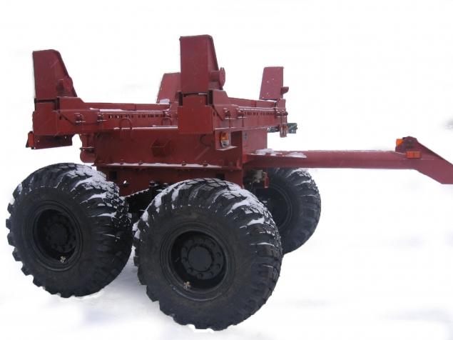 Прицеп-роспуск трубоплетевозный модель 888500 в наличии и на заказ