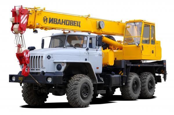КС-35714 (Ивановец, грузопоъемность 16 тонн) в наличии и на заказ