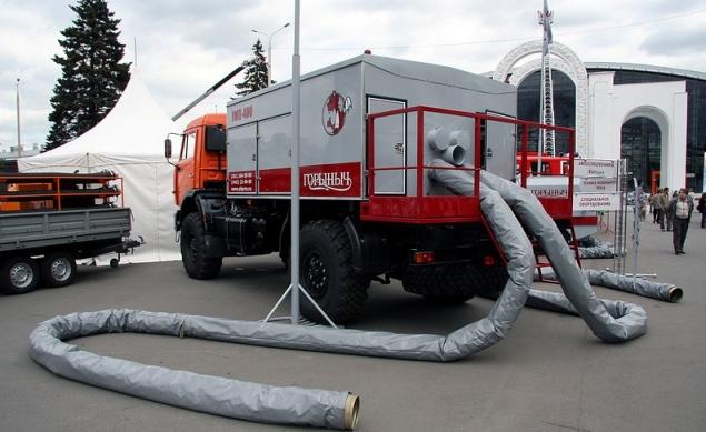 УМП-400 (Горыныч) на шасси КАМАЗ 4326 в наличии и на заказ