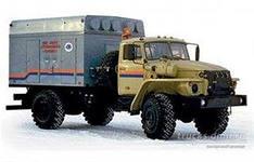 УМП-400 (Горыныч) на шасси Урал 43206 в наличии и на заказ