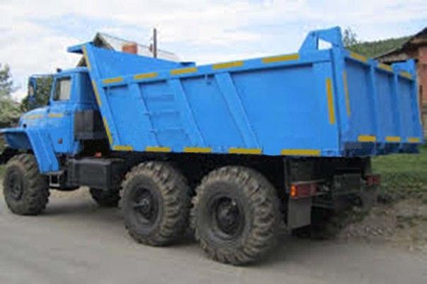 Самосвал Урал 55571 (грузоподъемность 10 тонн) в наличии и на заказ