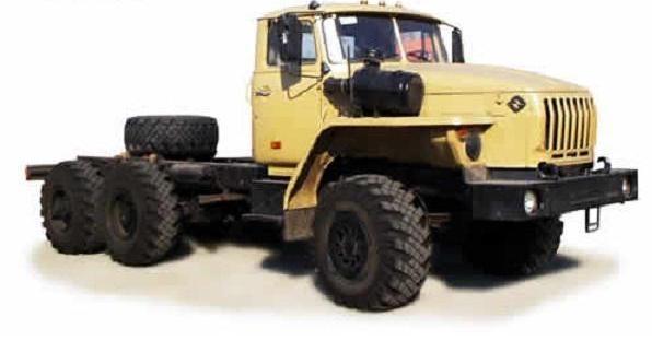 Урал 4420-40 в наличии и на заказ