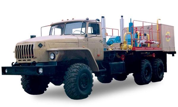 Урал 4320-1912-40 (КМУ ИФ-300 г/п 9 т, вылет стрелы 8 м) в наличии и на заказ