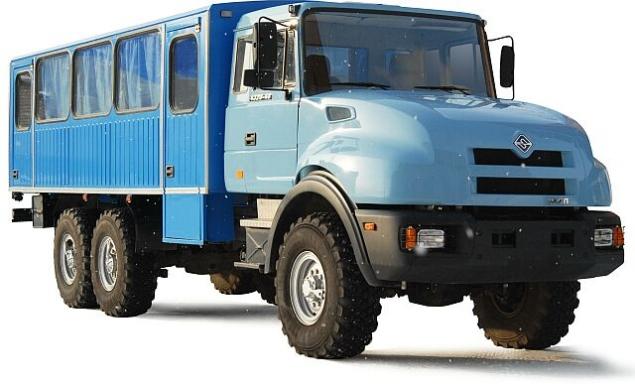 Вахтовый автобус Урал-32551-0010-59 (22 места) в наличии и на заказ