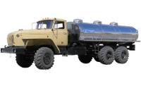Изображение АЦПТ-9,5 (автоцистерна для перевозки пищевой воды, 9,5 м/куб)