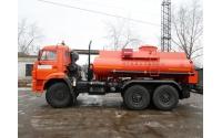 Изображение АТЗ-10 (Топливозаправщик 10 м3) на шасси КАМАЗ 43118-46