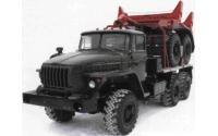Изображение Трубовозный тягач на базе Урал 43204-1153-41