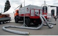 Изображение УМП-400 (Горыныч) на шасси КАМАЗ 4326