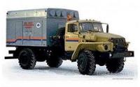 Изображение УМП-400 (Горыныч) на шасси Урал 43206