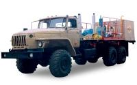 Изображение Урал 4320-1912-40 (КМУ ИФ-300 г/п 9 т, вылет стрелы 8 м)