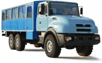 Изображение Вахтовый автобус Урал-32551-0010-59 (22 места)