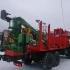 Сортиментовоз КАМАЗ 43118-46 (Евро-4) с гидроманипулятором ЛВ-185-14
