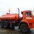 АТЗ-10 (Топливозаправщик 10 м3) на шасси КАМАЗ 43118-46